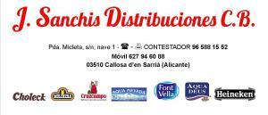 Logo Distribuciones sanchis